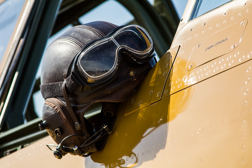 Photograph Pilot Helmet by Ben Lehman on 500px