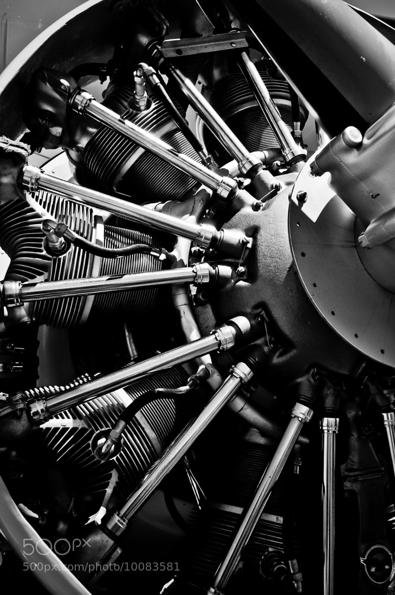Photograph Engine by Marco Romano on 500px