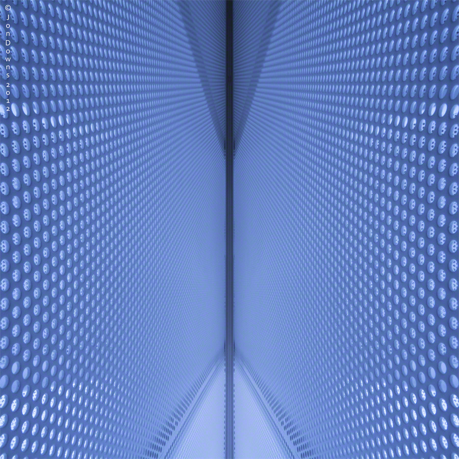 Photograph blue beacon by Jon Downs on 500px