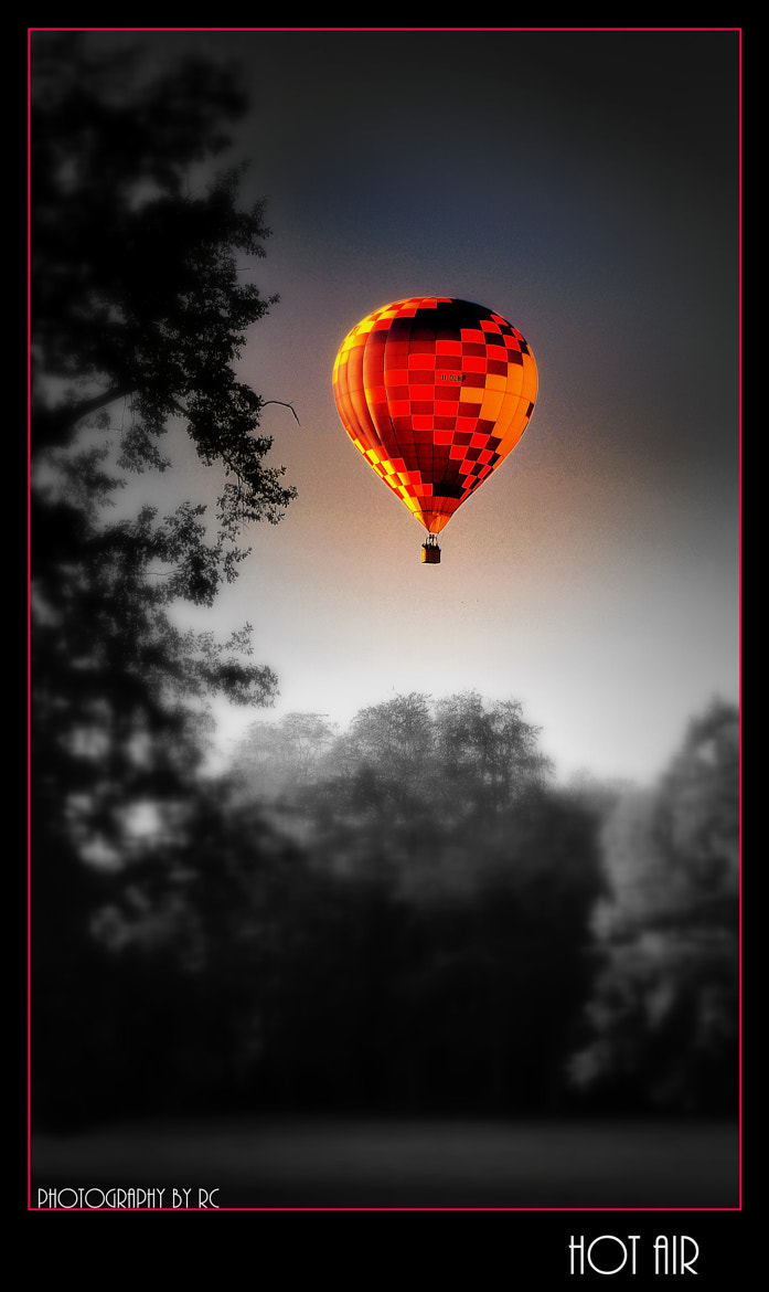 Photograph Hot air by Ruth  Chudaska-Clemenz on 500px