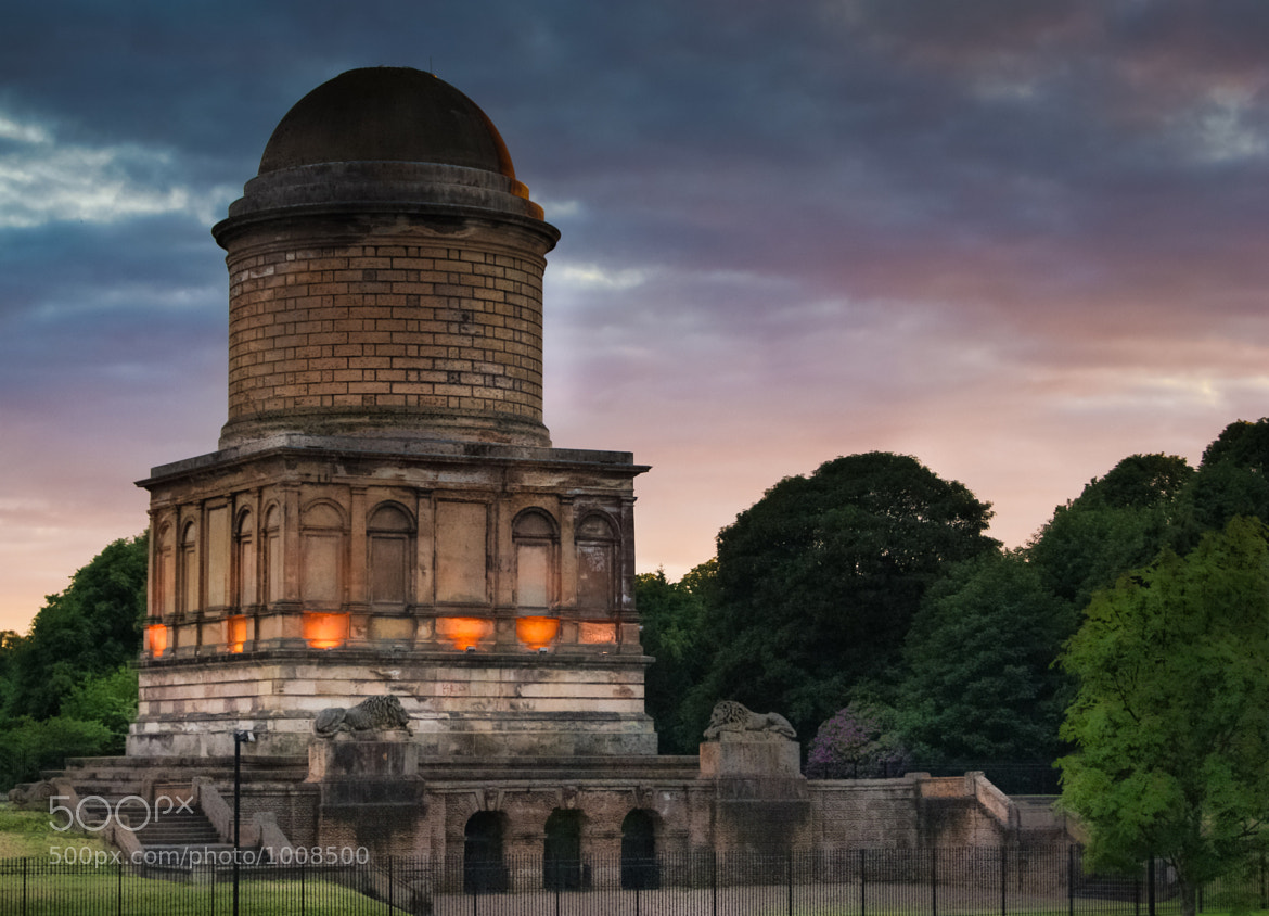 Photograph The Mausoleum by Stephen McDonald on 500px