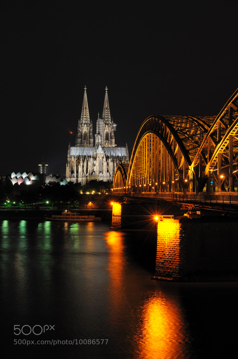 Photograph Cologne. by Fabian Hutzli on 500px