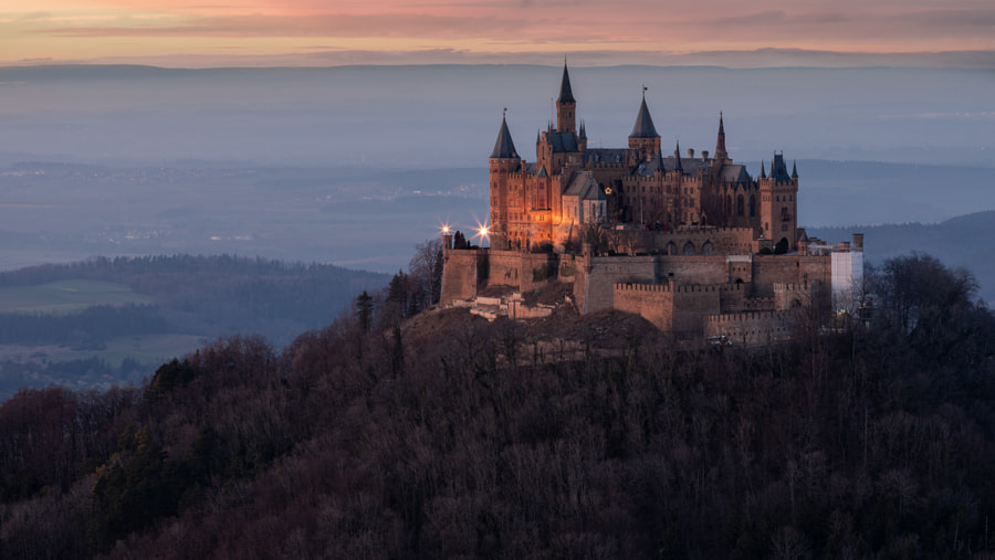 [hohenzollern] by Florian Wolff on 500px.com