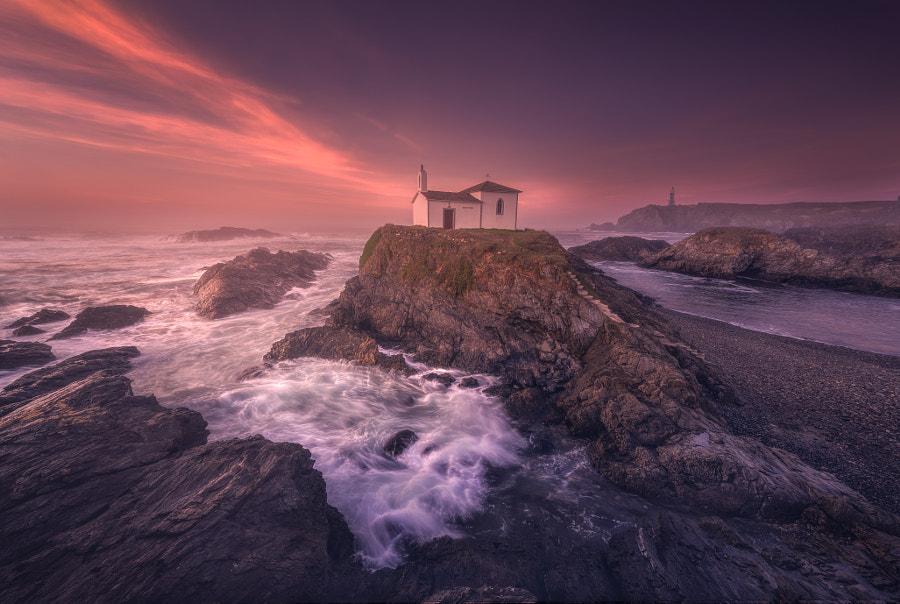 Ermita virxe do porto by alfonso maseda varela on 500px.com