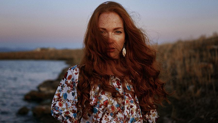 Oksana by Georgy Chernyadyev (Portrait) on 500px.com
