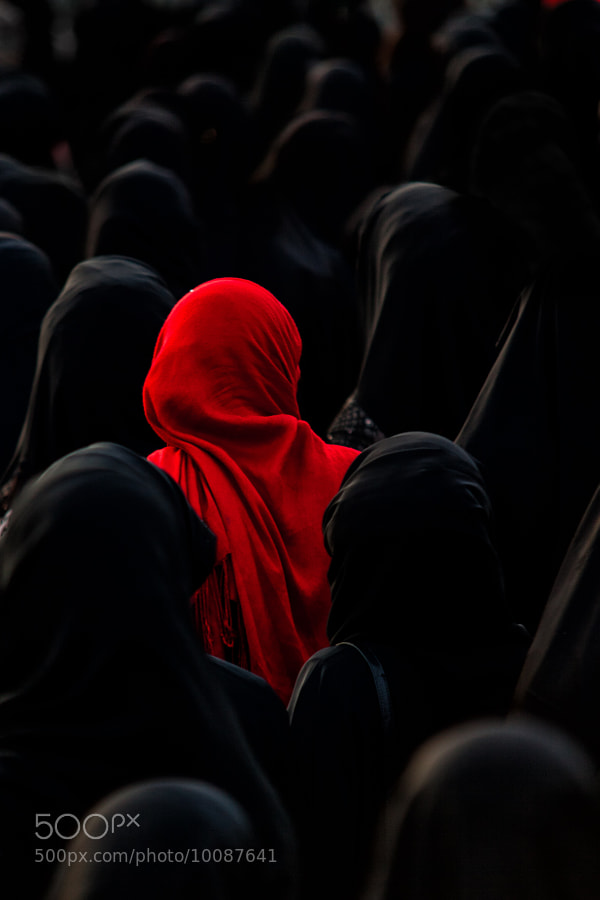 Photograph Red by Hussain Khalaf on 500px
