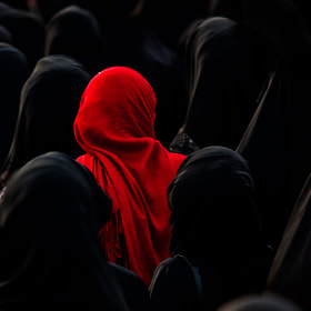Red by Hussain Khalaf (hjmk)) on 500px.com