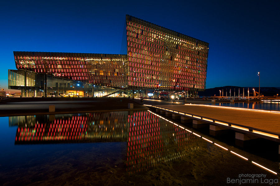 Photograph Harpa by Benjamin Laga on 500px