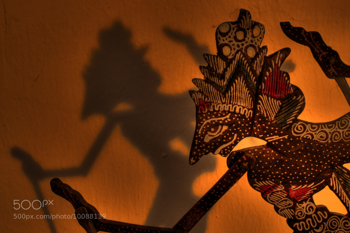 Photograph The shadow and the puppet by Antonio José Osuna Mascaró on 500px