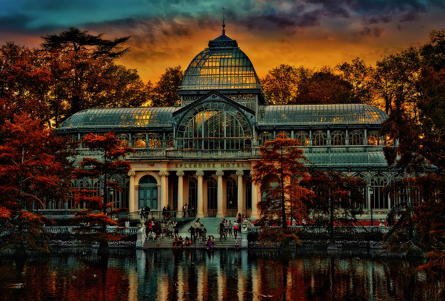 Photograph Crystal Palace by yara GB on 500px