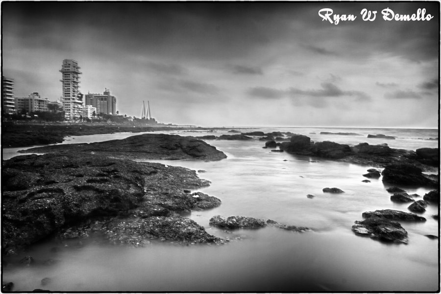 Photograph Black And White (HDR) by Ryan Demello on 500px