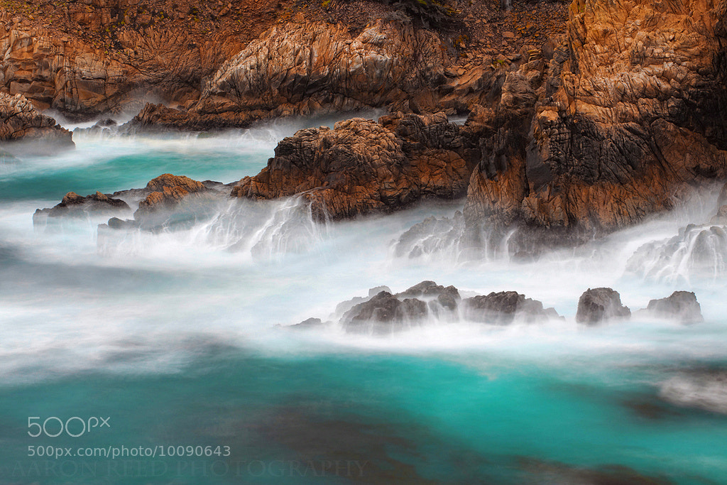 Photograph Aqua Velva by Aaron Reed on 500px