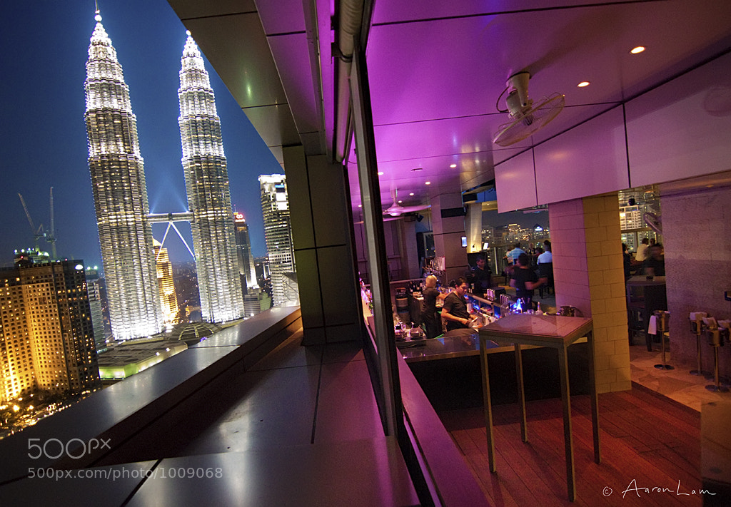 Photograph Skybar by AaronLam . on 500px