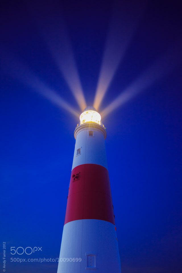 Photograph Portland Bill Lighthouse by Andy Farrer on 500px