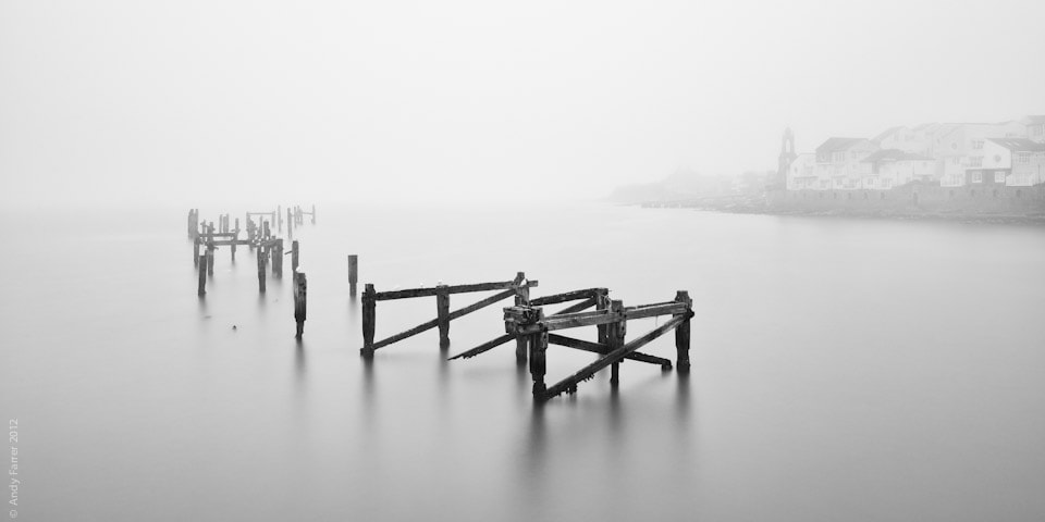 Photograph Swanage Old Pier by Andy Farrer on 500px