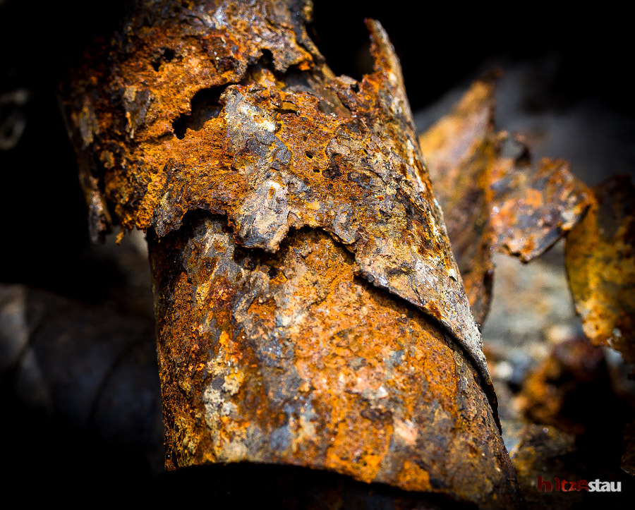 Photograph Pure Rust by hitzestau on 500px