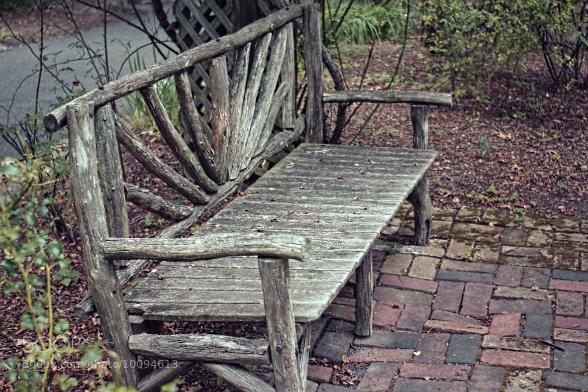 Photograph Old Bench by Pete  on 500px