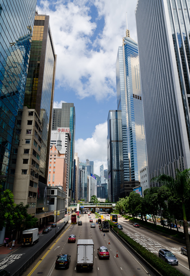 Photograph Downtown Hong Kong by Andreas Koeberl on 500px