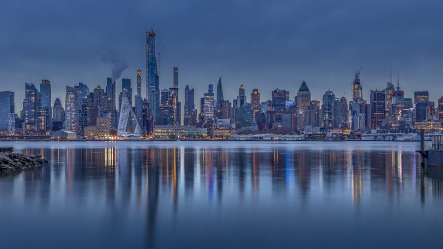 Manhattan  by Dariusz Chelstowski on 500px.com