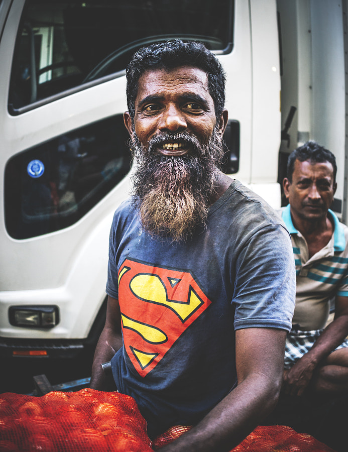 The Superman of Keyzer Street by Son of the Morning Light on 500px.com