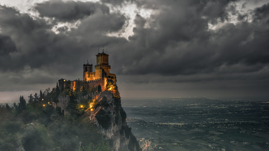 San Marino by Daniele Rossi on 500px.com