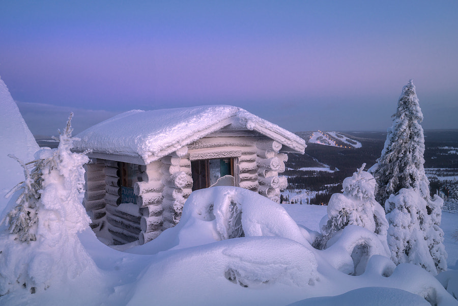 blueberry house by Andrew Bazanov on 500px.com