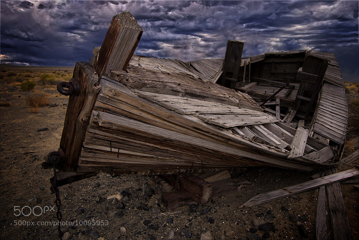 Photograph Stranded by Doug Deacy on 500px