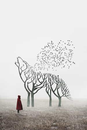 Red Riding Hood by Elianne van Turennout