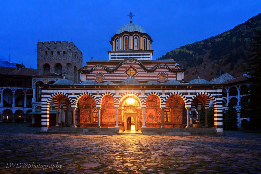 Photograph Rila Monastery by Dennis van de Water on 500px