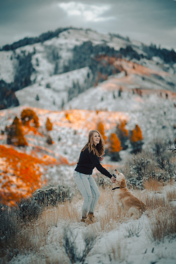 the girls by Sam Brockway on 500px.com