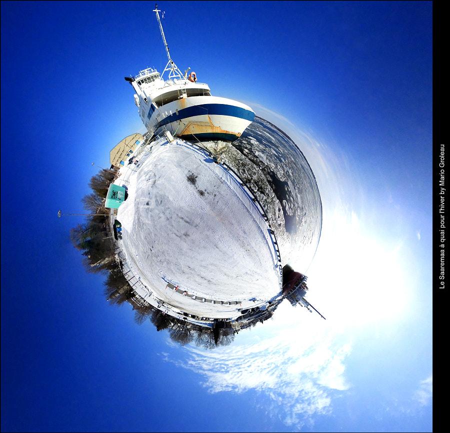 Au port de Trois-Rivières 2020 by Mario Groleau on 500px.com