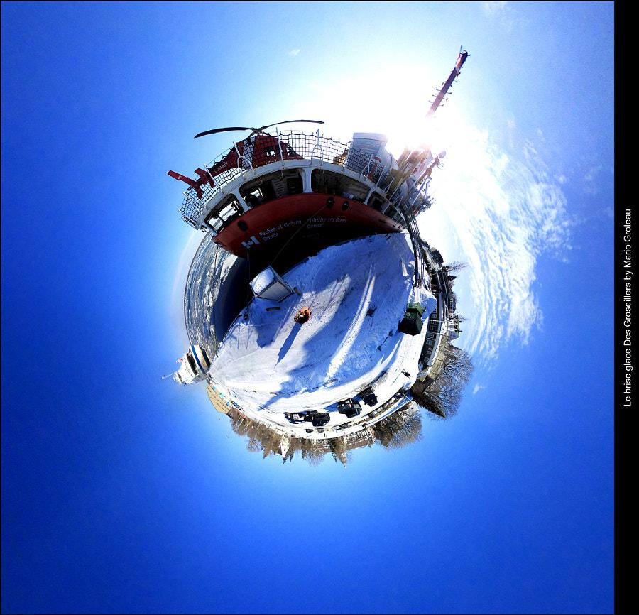 Au port de Trois-Rivières by Mario Groleau on 500px.com