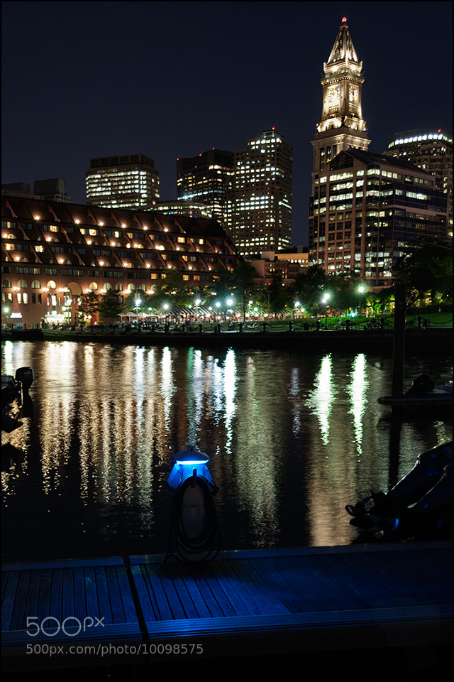 Photograph Boston dock by Joe . on 500px