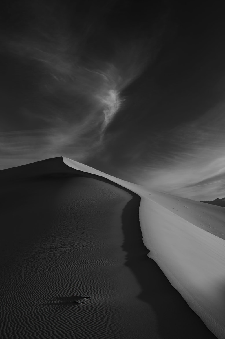 Photograph Sand Angel by Travis Brown on 500px