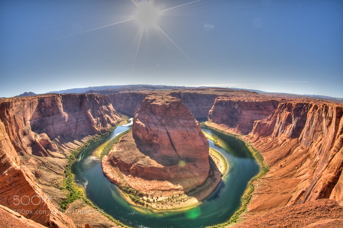 Photograph Horseshoe Bend by Travis Brown on 500px