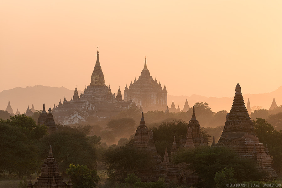 Temples In The Distance by Elia Locardi on 500px