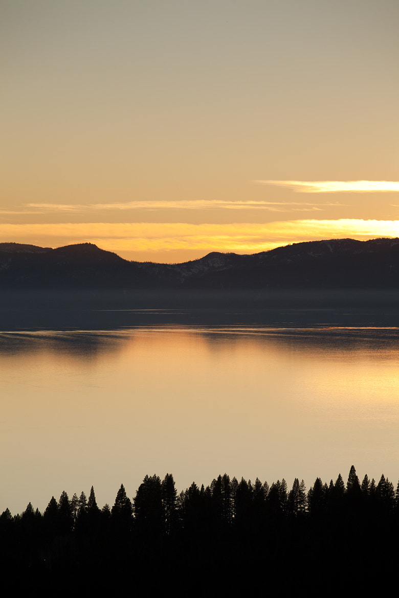Photograph Lake Tahoe by Mikhon on 500px