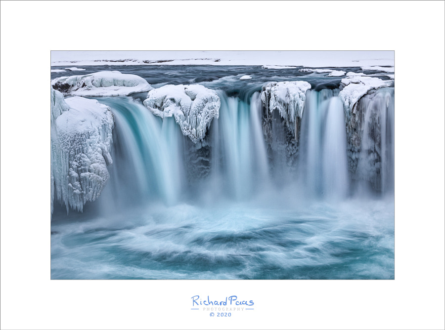 Goðafoss by Richard Paas on 500px.com
