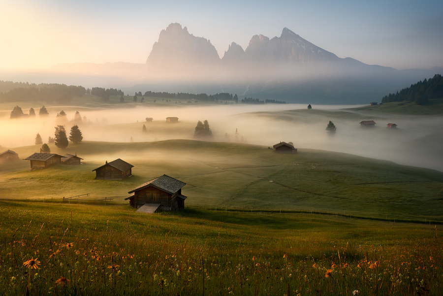 A New Day  by Glen Sinclair on 500px.com