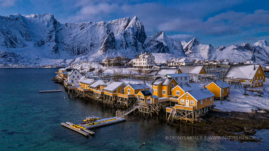 Lofoten Colors by Dionys Moser on 500px.com