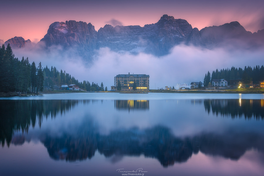Reflected Mist  by Thrasivoulos Panou on 500px.com
