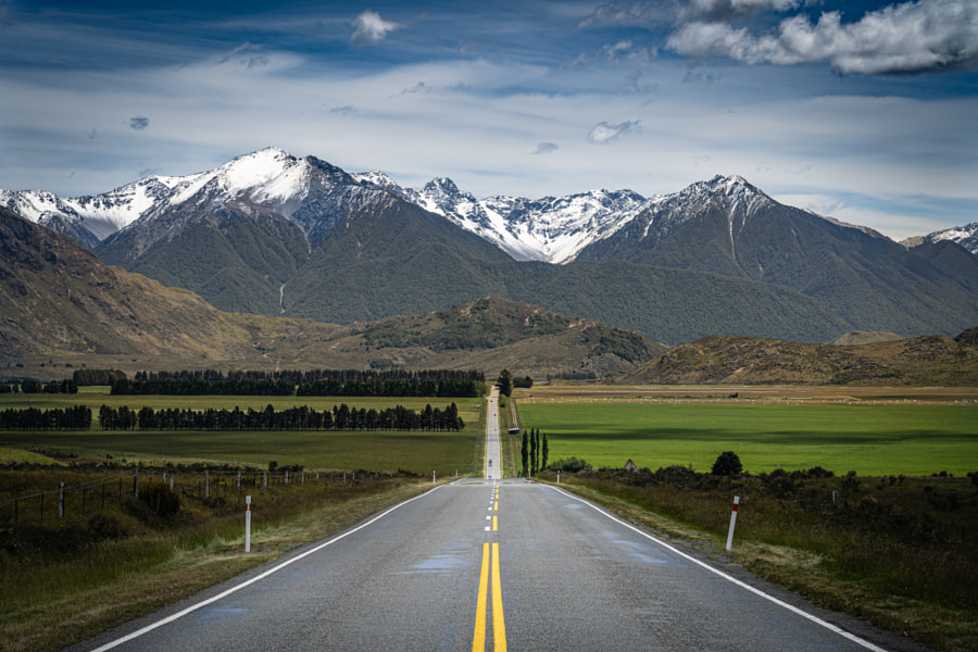 Endless Road by Martin Vanek on 500px.com