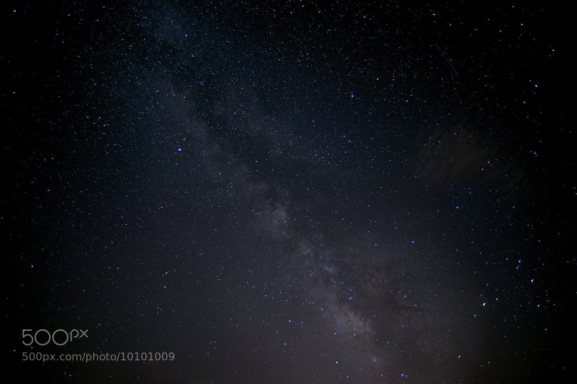 Photograph Milky way by Rui Caria on 500px