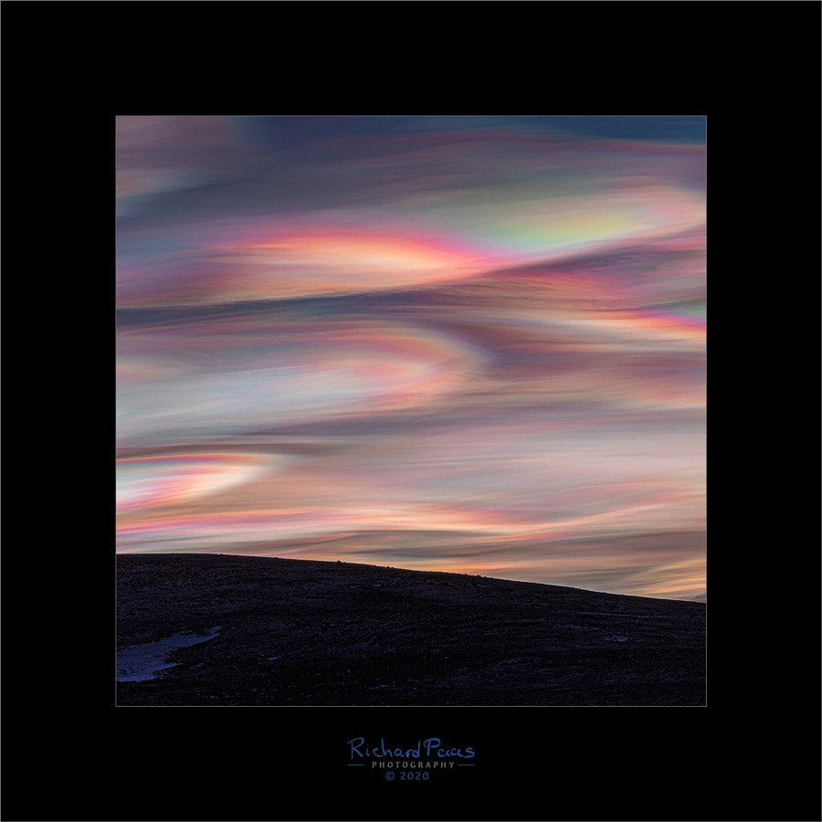 Polar Stratospheric Clouds (PSC) by Richard Paas on 500px.com
