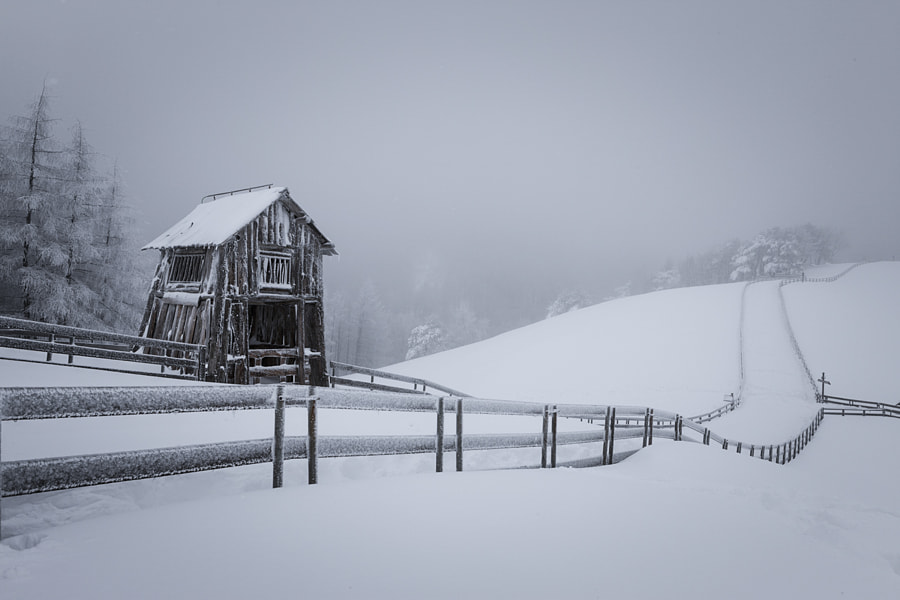 The winter of the ranch by seunghoon choi on 500px.com
