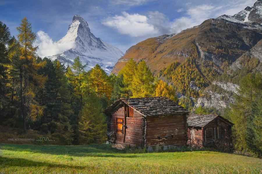 Matterhorn fascination by Daniel Metz on 500px.com
