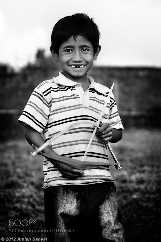 Photograph Little Robin Hood by Amlan Sanyal on 500px