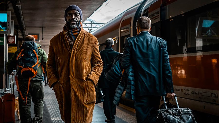 Railway Station #943 by Roberto Di Patrizi on 500px.com