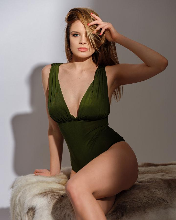 Paulina by Saulius Ke on 500px.com