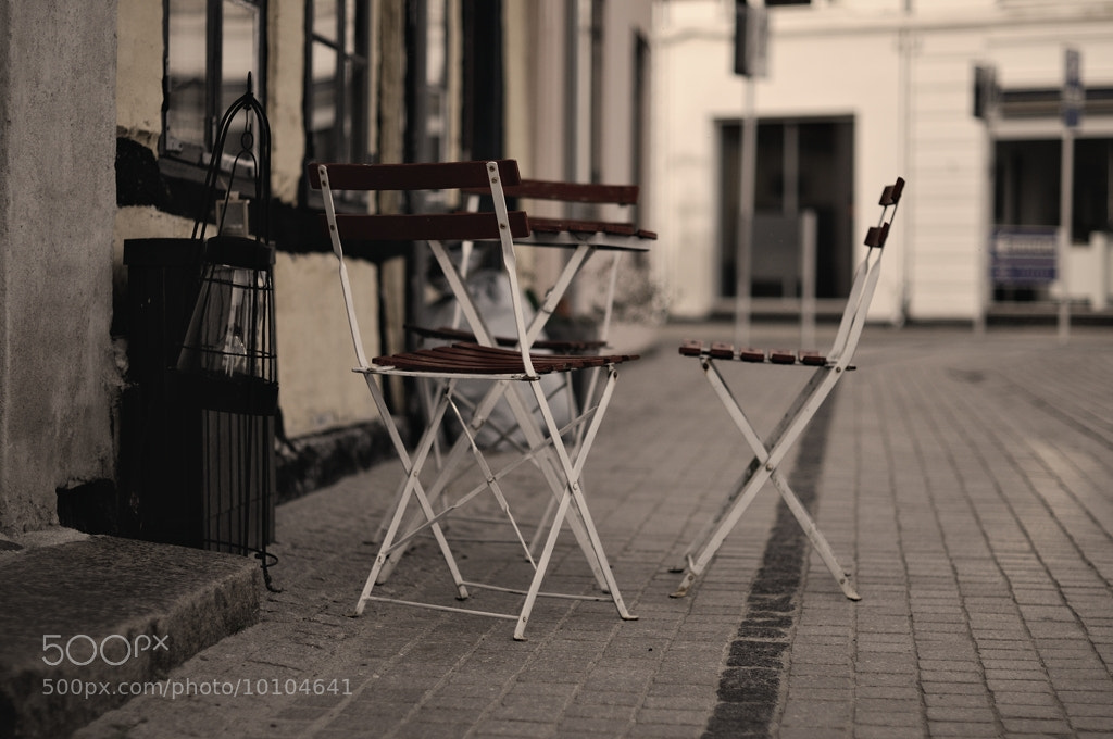 Photograph Sit down and talk to me... by Almqvist Photo on 500px